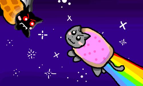 Tac Nayn & Nyan Cat