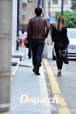 Taecyeon and Jessica dating?