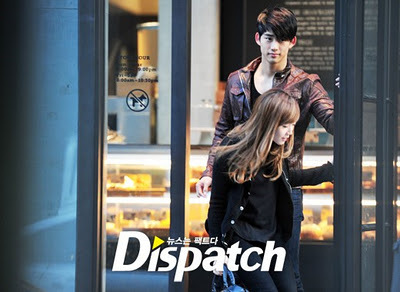 jessica dating taecyeon
