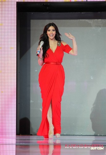 The Dubai Mall's Fashion Catwalk - 14/10/2011