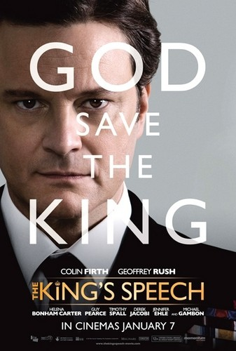 The King's Speech wallpaper with a portrait titled The King's Speech