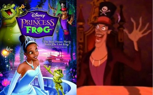 The Princess and the Frog with Dr. Facilier