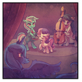 The sweet concert for Luna~ - my-little-pony-friendship-is-magic photo