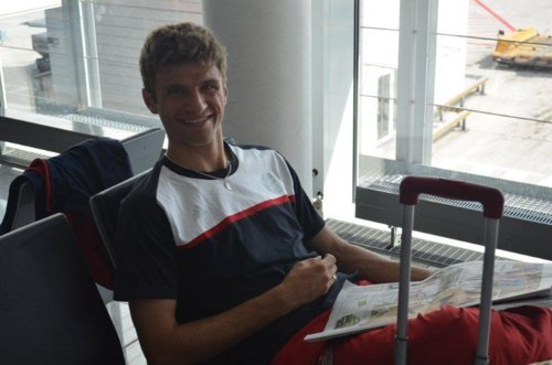 Thomas Müller & Manuel Neuer