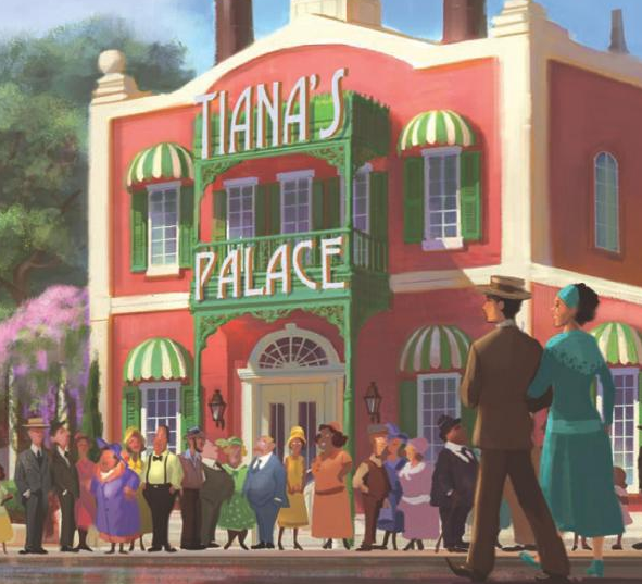 Tiana S Palace Disney Princess Foto 26081995 Fanpop Page 2