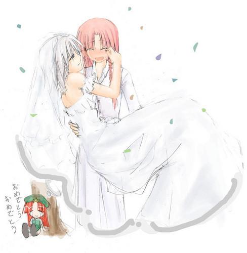 Touhou Yuri
