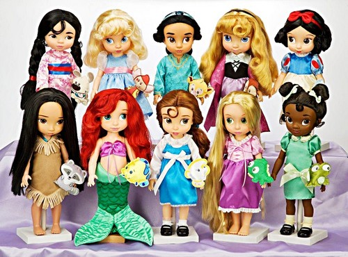 Walt Disney World - Disney Princess Dolls