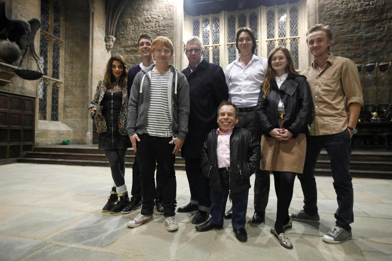 Warner Bros. Studio Tour London- The Making of Harry Potter [Live Webchat-October 13th]