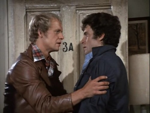 Starsky and Hutch (1975) wallpaper titled Where are you going?