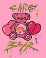 XX CaRe bEaR. xX - emo fan art