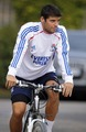 Yoann Gourcuff - Olympique Lyon training Oct 5th