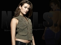 Ziva David aka Cote de Pablo - ncis wallpaper