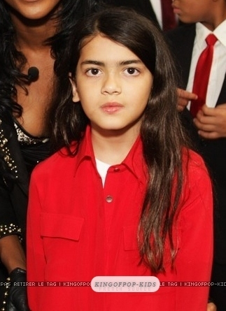 Blanket Jackson wallpaper with a portrait called blanket