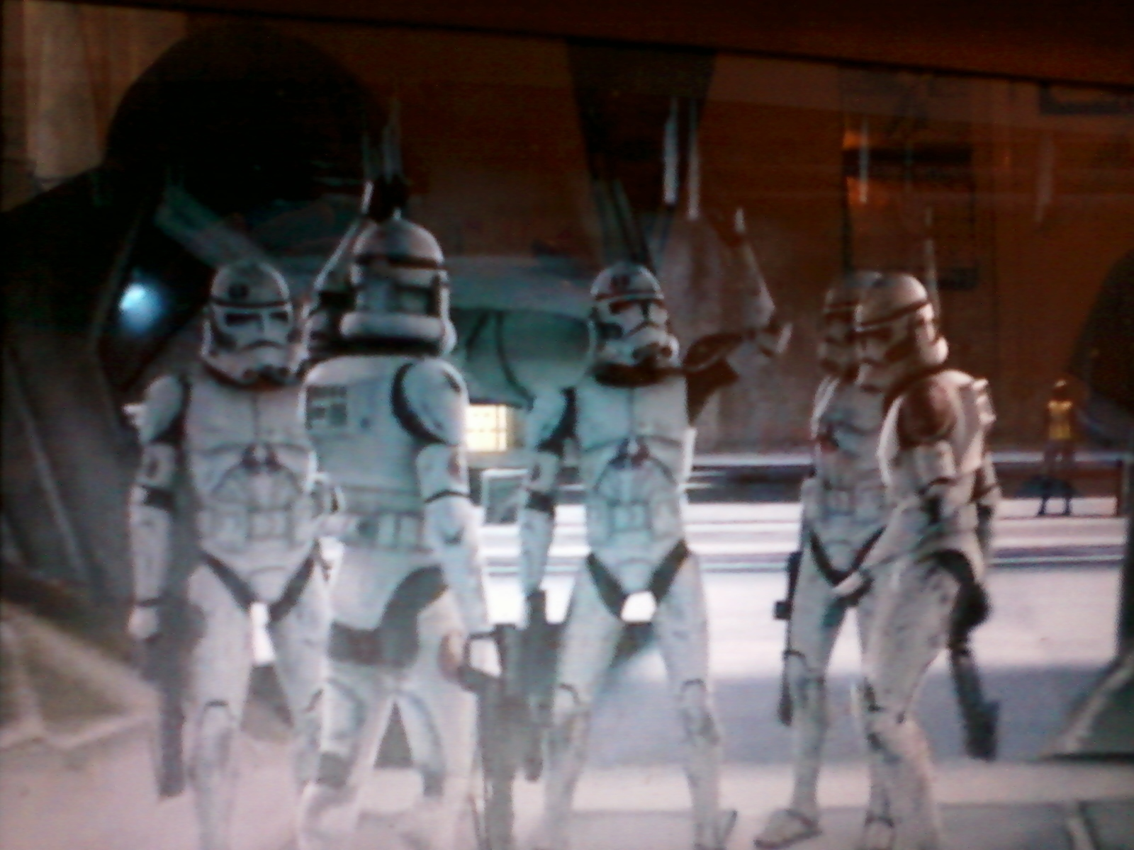 Star wars clones clones phase 2