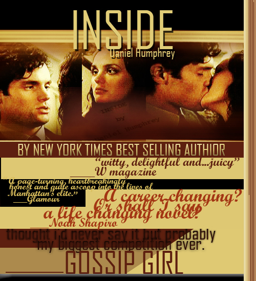 cover of INSIDE oleh Daniel Humphrey :D
