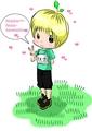 cute maknae - anime fan art