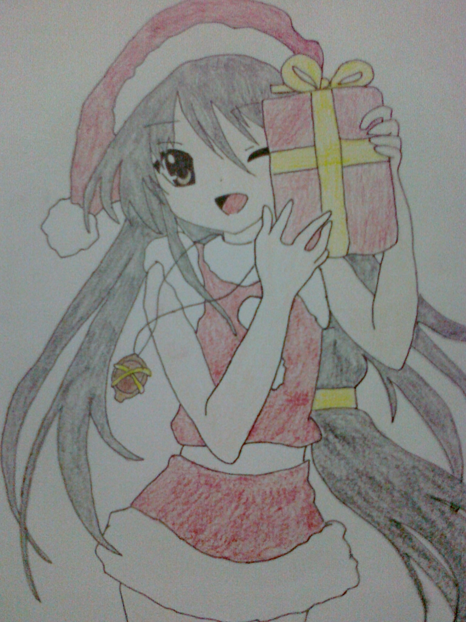 Shana Shakugan no Shana Drawing Shakugan-no-shana-lovers