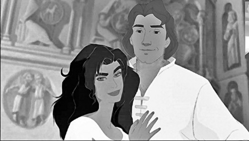 esmeralda and jonh rolfe