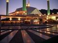 faisal mosque, islamabad pakistan
