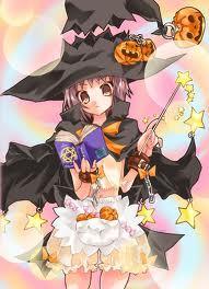 happy hallowen from me