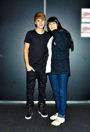 justin! Argentina - Meet and Greet!