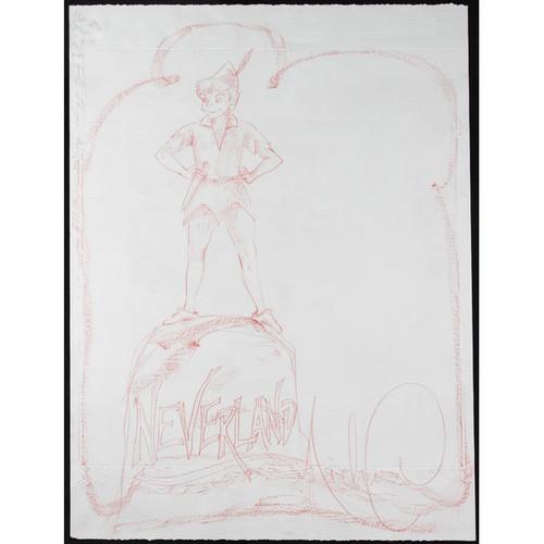 michael jackson's drawings