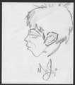 michael jackson's drawings - michael-jackson photo