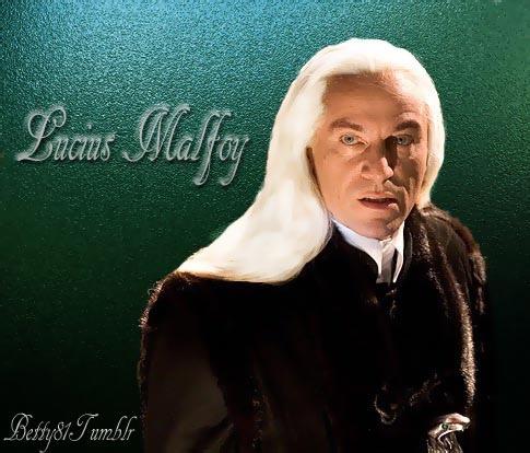 my lord malfoy