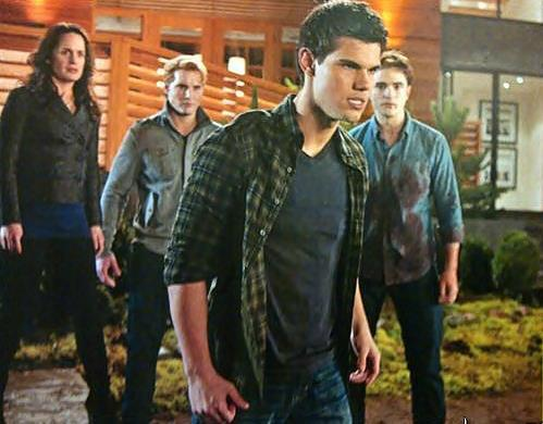 new BD still - jacob-black Photo