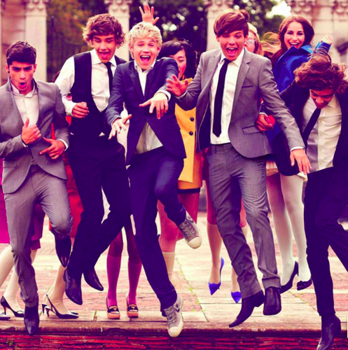 one direction (':