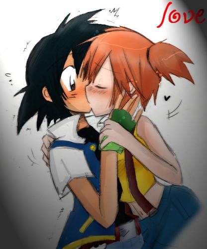 pokeshipping KISS