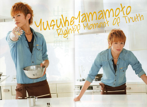 yusuke chef