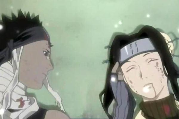 Haku and Zabuza forever    Zabuza And Haku Love
