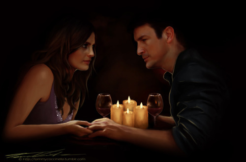 Castle-Beckett Relationship