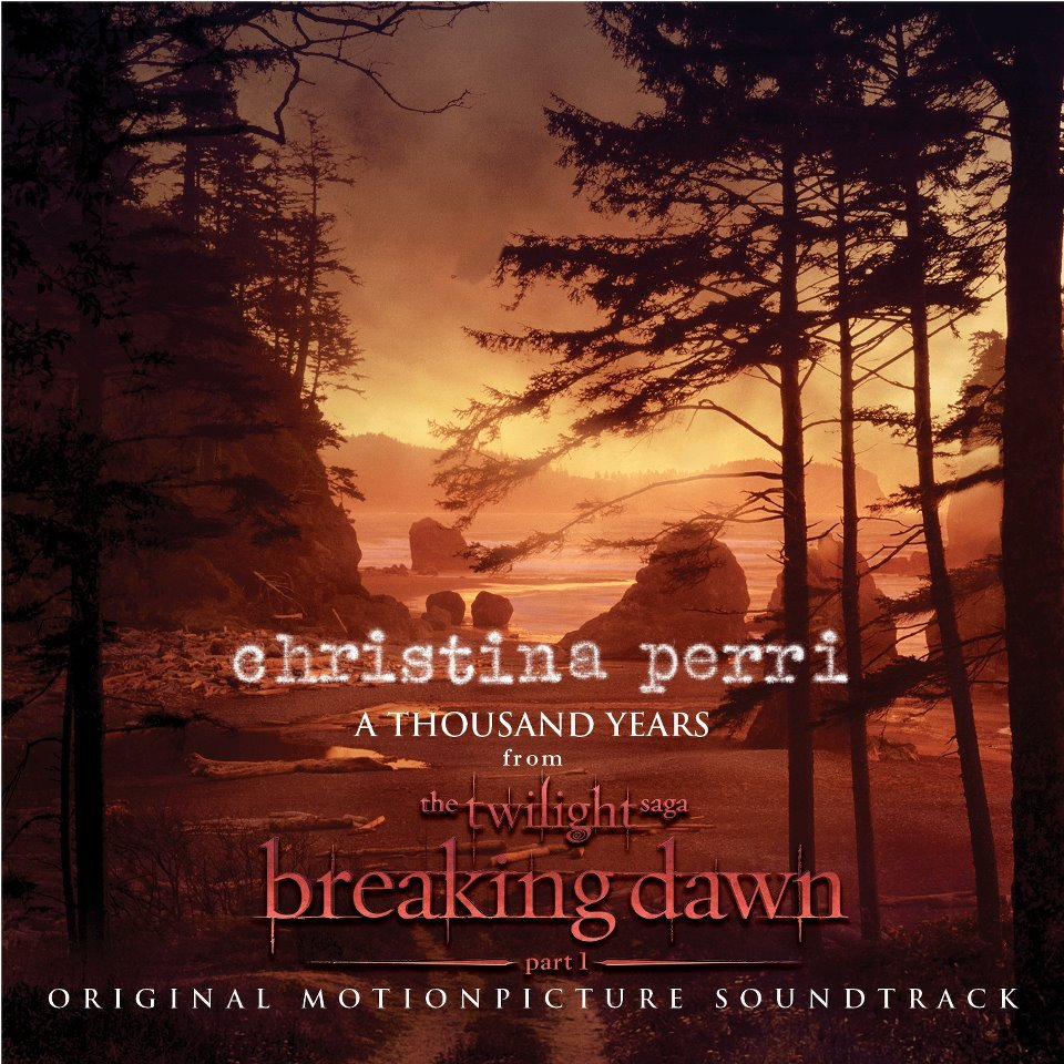 """A Thousand Years"" artwork - Christina Perri Photo ..."