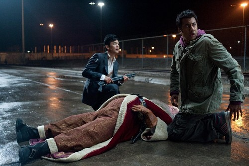 'A Very Harold & Kumar 3D Christmas' Promotional 照片