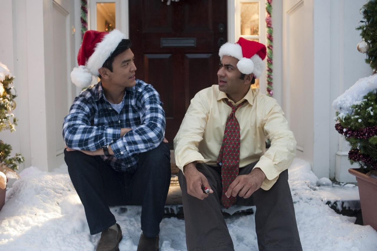 A Very Harold Amp Kumar 3d Christmas Promotional Photo