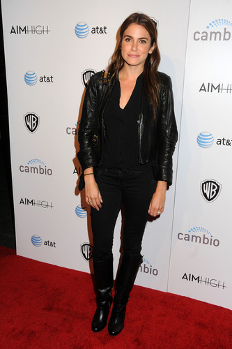 """""""Aim High"""" premiere in West Hollywood"""