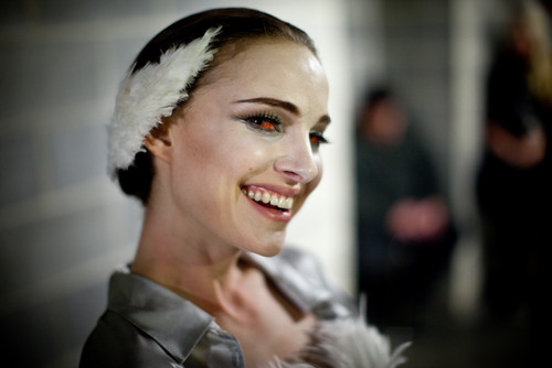 Black Swan => Behind the Scenes  - black-swan Photo