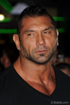 "DAVE BAUTISTA ATTENDS THE PREMIERE OF ""THE THING"""