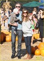  Eric Dane: Pumpkin Patch with Billie! - eric-dane photo
