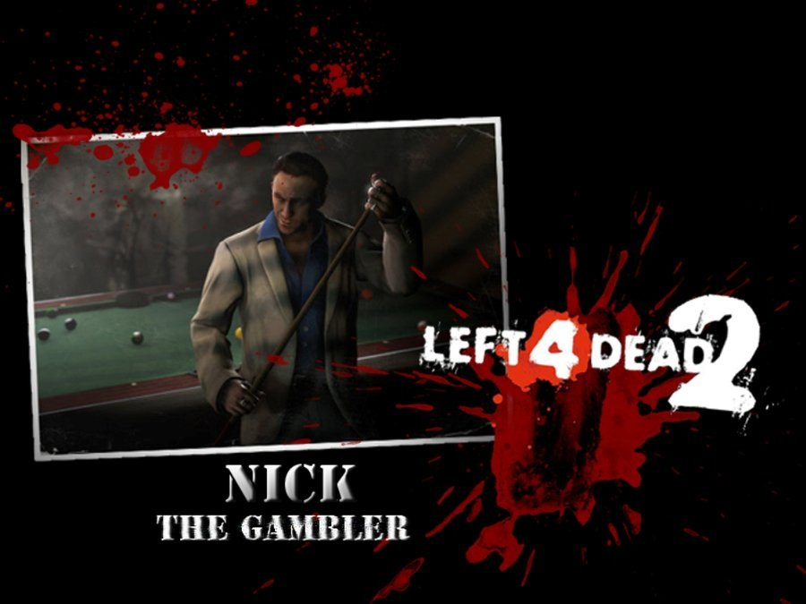 NickLeft 4 Dead 2 Images Nick HD Wallpaper And Background Photos