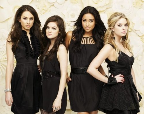★Pretty little liars.