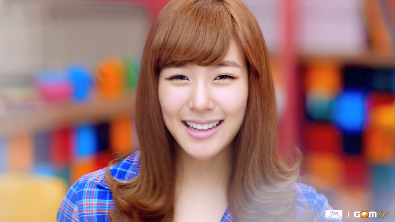 Tiffany girls generation tiffany in gee jap version mv