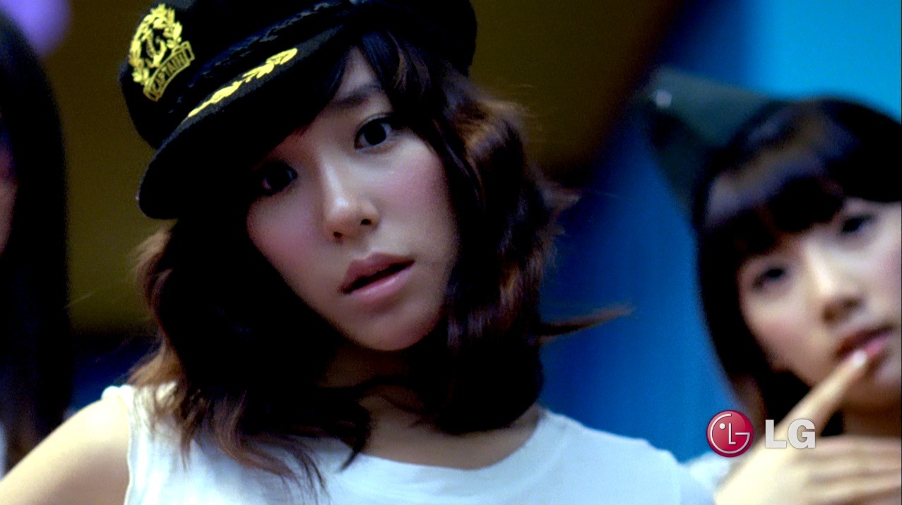 tiffany in gee korean version mv tiffany girls