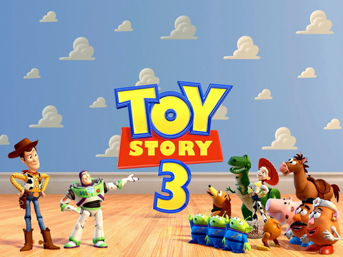 Toy Story 3, 2010