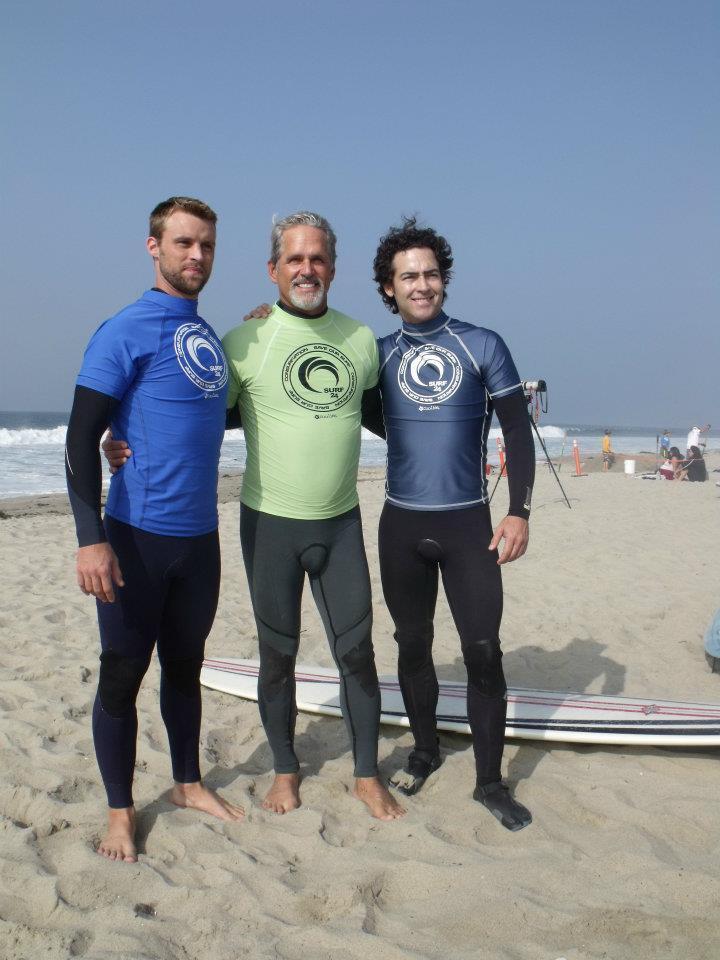 4th annual project save our surf's 'surf 2011 celebrity surfathon' – jour 1