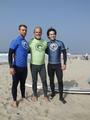 4th annual project save our surf's 'surf 2011 celebrity surfathon' – siku 1
