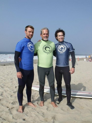 4th annual project save our surf's 'surf 2011 celebrity surfathon' – দিন 1