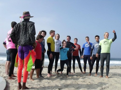 4th annual project save our surf's 'surf 2011 celebrity surfathon' – Tag 1